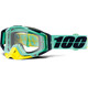 100% Racecraft Goggle kloog / clear